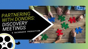 Donor Discovery Meetings
