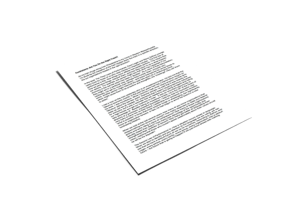 Three Laws White Paper